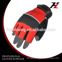 Can be customized good price impact mechanic safety gloves