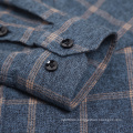 Men's flannel long sleeve shirt for men