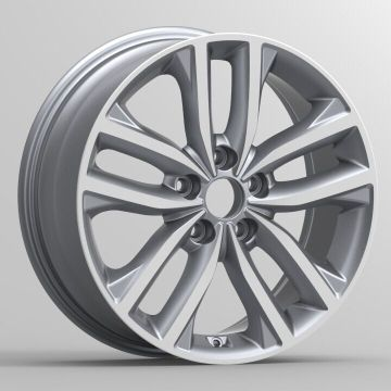 Alunimiun Kia Custom Wheel 18x7,5 Серебро