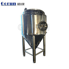 Craft Beer Brew Konische Fermenter-Bierbrauanlage