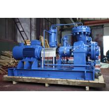 Bomba química API 676 e 610 para usina de energia
