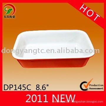 2011 Ceramic baking tray