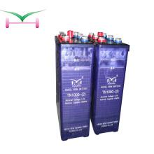 Batterie 1000AH NIFE 48V pour l'énergie solaire