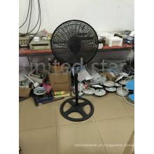 2015 novo 18 polegadas grade plástica PP tampa permanente ventilador com CE GS RoHS EMC