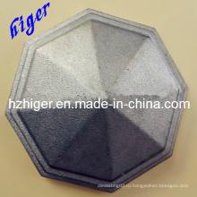 Ограждение из алюминиевого литья