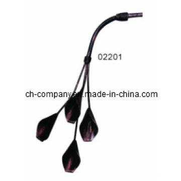 Iron Artistic Curtain Finial (02201)