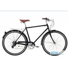 700c Mens Retro Weinlese-Stadt-Fahrrad-Stadt-Fahrrad