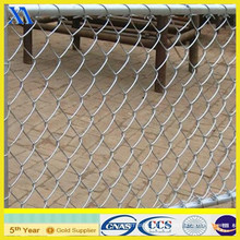 Galvanized Chain Link Fence Dog Fence