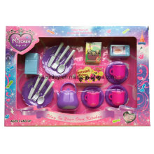 Interesting Children Plastic Toy Kitchen Set