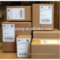 Barcode-Funktion und Versandetiketten Verwendung von Paketversand-Etiketten