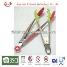 Super Quality Heat Resistant Kitchen Premiun Silicone Tongs