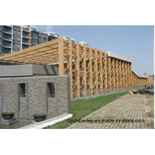 New Generation Eco-Friendly WPC Pavilion
