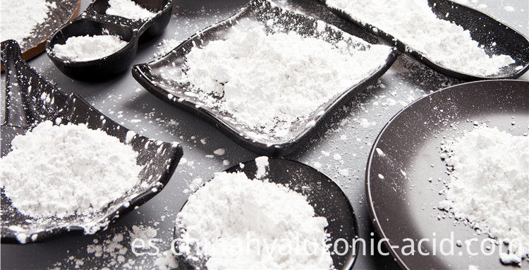 Hyaluronic acid white powder