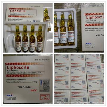 Lecithin-Injektion für Körper-Slim
