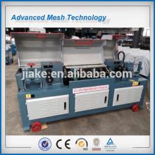 Alambre de acero automático que endereza y que corta la máquina 5-12m m