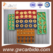 Carbide CNC Indexable Turning Milling Inserts