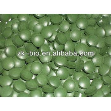 Tableta orgánica de Spirulina de alta calidad