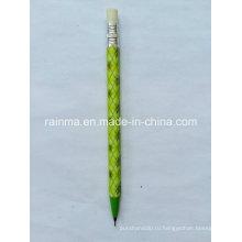 Карандаш с механическим карандашом с мультяшным стволом