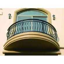 Continuous Handrailing Metal Handrail