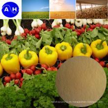 Fetilizador de nutrientes de compuestos de quelatos de aminoácidos de magnesio