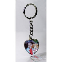 Sublimation Crystal Innovative Keychain