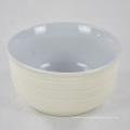 Küche Phantasie benutzerdefinierte billige runde Nudeln Keramik Schüssel Suppe