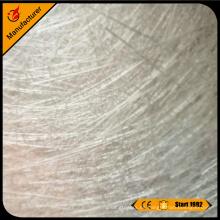 Fibra de vidrio de fibra de vidrio tajado estera cortada