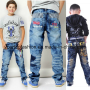 Childrens Jeans, Long Jeans for Boy, Childrens Trousers, Boys Leisure Pants