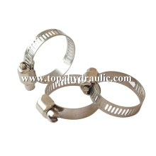 Hose clamp spring hose stainless steel tube clamp