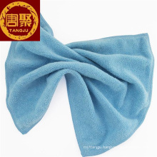 2017 hot sale 30*30cm high water basorbent microfiber magic cleaning towel