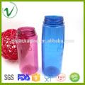 Conception OEM vide boisson sportive chaude bouteille d'eau en plastique