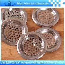 Disco de filtro SUS 304 Vetex