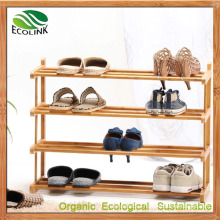 Bamboo Multi-Layers Shoes Rack Shoe Storage