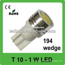 24V 1W luces led de alta potencia para vehículos
