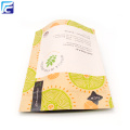 8 Oz Stand Up Pouches Tea Packaging Bags