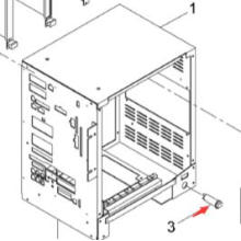 Panasonic SMT Circuit-Protector From Sp60p-M Pick and Place Machine (Kxfp02jaa00)