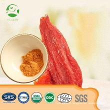 Alta Qualidade ISO Certificação Orgânica Goji Berry pó goji berry extrato
