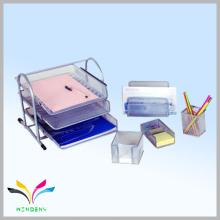 Офис поставки металл новый инновационный канцелярский набор органайзер изделия для детей подарки
