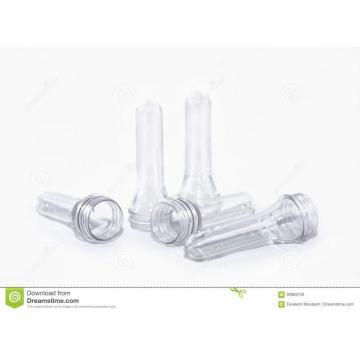 Peças transparentes de injeção de plástico