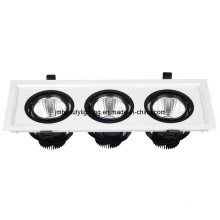 Luz de teto COB LED 7W LED Downlight