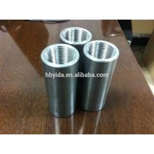verschiedene Taper-Gewinde-Stahl-Kupplung für die Verstärkung verschiedene Taper-Gewinde Bewehrungsstahl-Koppler