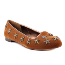 Hot Sales Star High Flat Women Causal Shoes (YF-30)