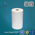Película brillante termal de la laminación de 21mic BOPP para la impresión en offset