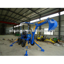 WeiFang RunShine (RXDLW-22) Mini Farm Excavator manufacture