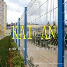 Schlussverkauf!!!!! Anping KAIAN geschweißt mesh pvc Zaun