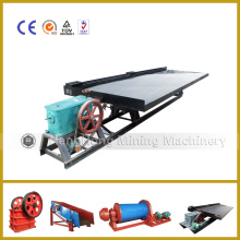 Alluvial   Shaking Table