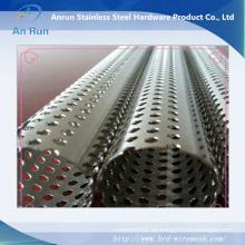 Artículos de filtro de punzonado de acero inoxidable