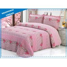 Couette et couvre-lit en coton 3 PCS