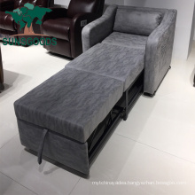 Factory Price Supplier Single Sofa Cum Bed Folding