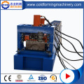 Manual Ridge Cap Roll Forming Machine